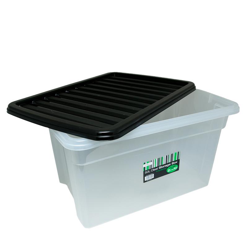 50l underbed storage box 1