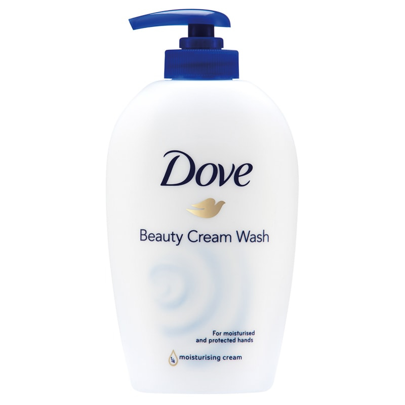 dove beauty wash