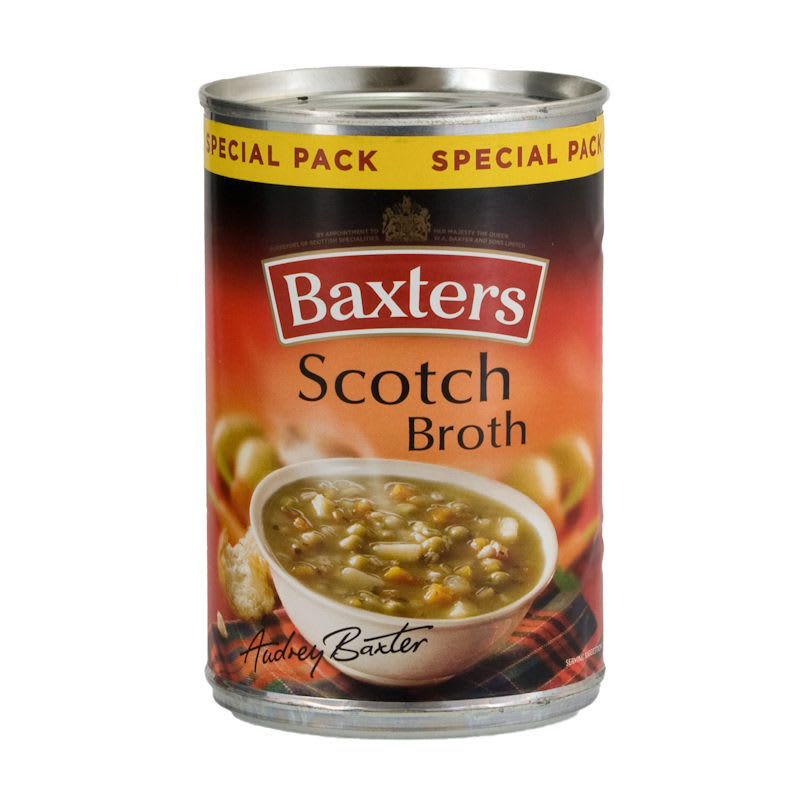 Baxters Scotch Broth 380g | Tinned Food - B&M Stores
