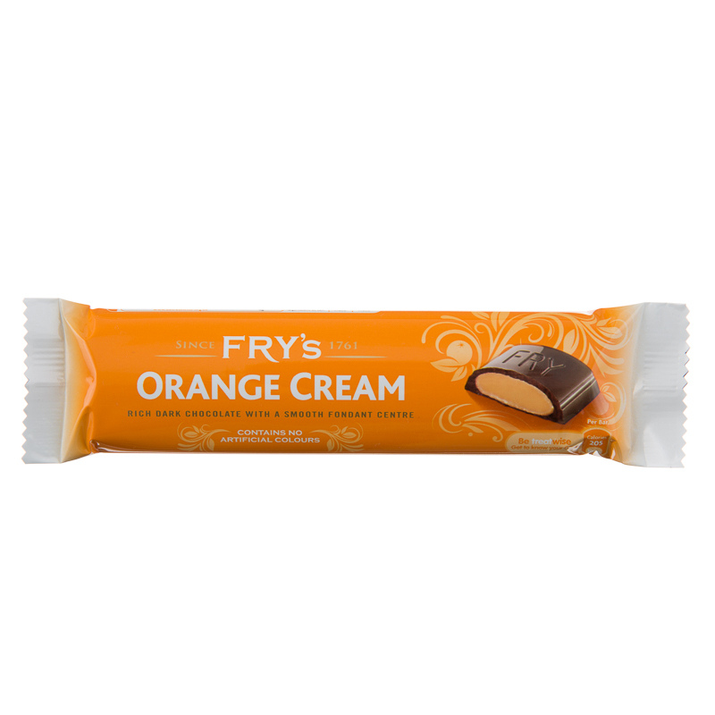 B Amp M Gt Fry S Orange Cream 49g 259645