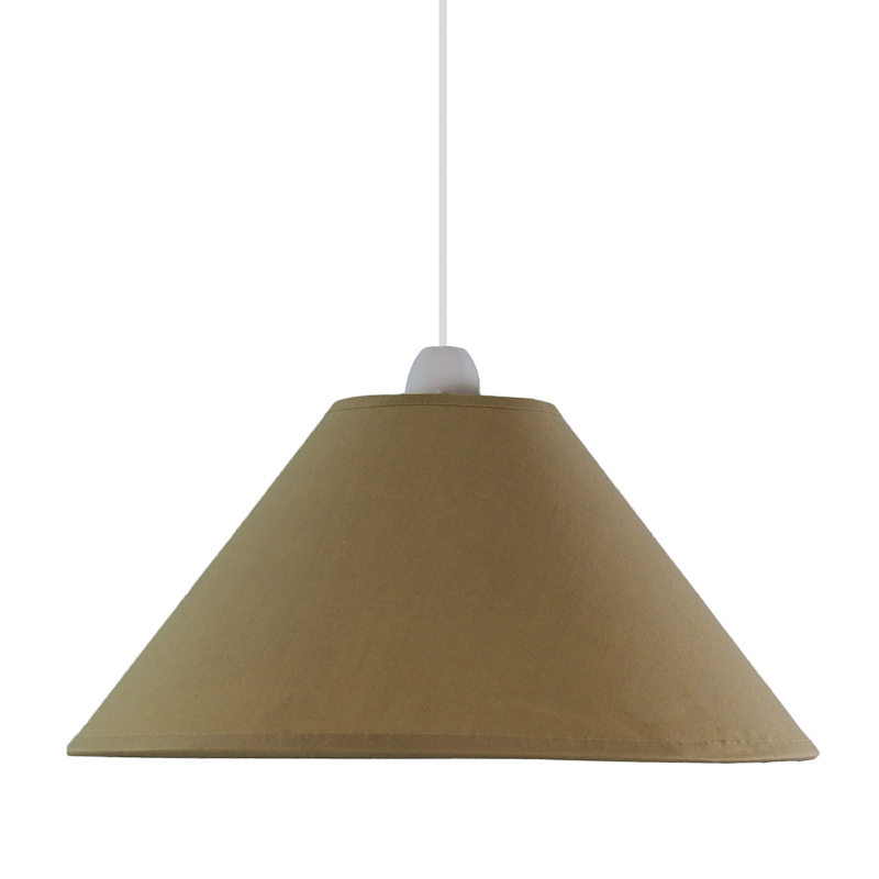 Faux Suede Traditional Light Shade 260045 B Amp M