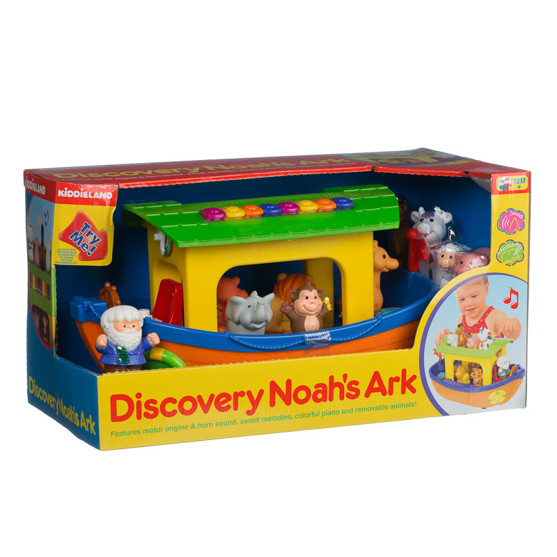 Home Baby Baby & Toddler Toys Discovery Noah's Ark