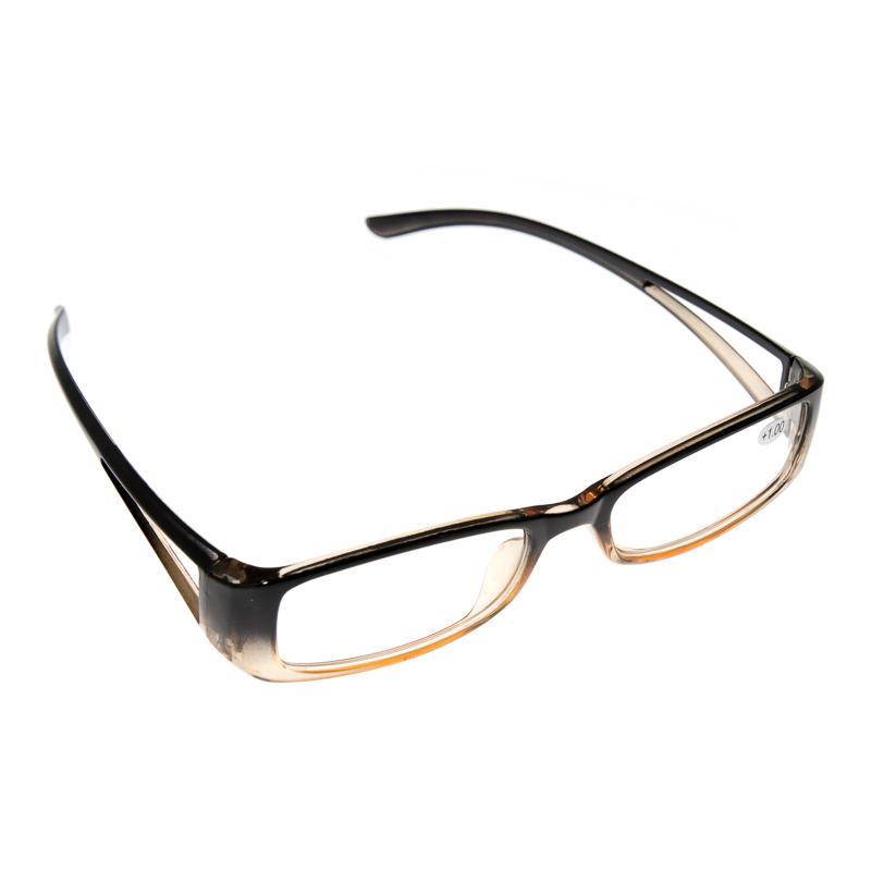b m funky brown reading glasses 2911591 b m