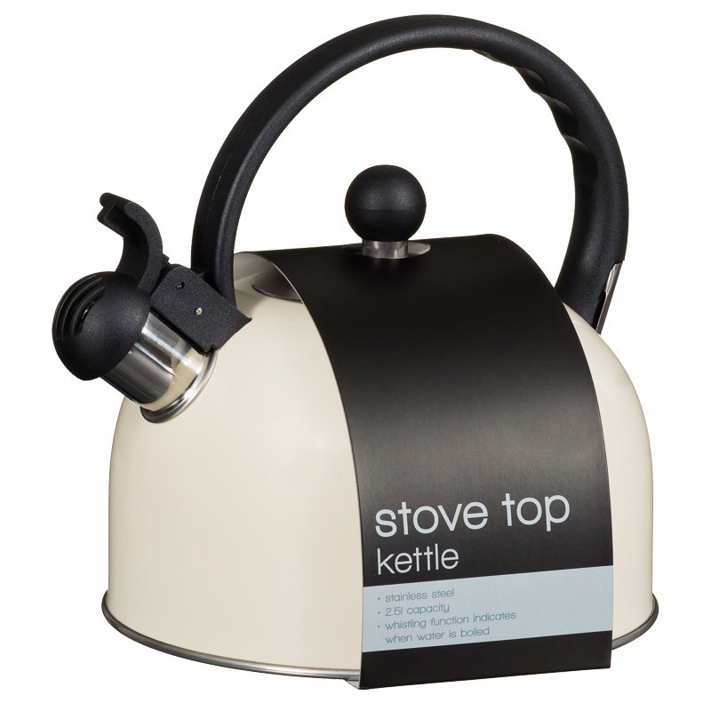 Stovetop Kettle 2 5l Home Amp Kitchen Camping Kettles