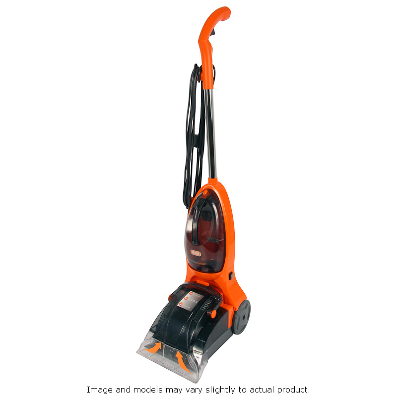 B Amp M Vax Powermax Carpet Washer 263839 B Amp M