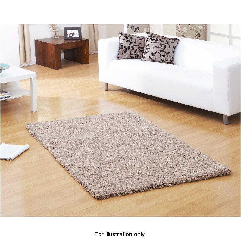 b m plush tufted rug 110x160cm 264719. Black Bedroom Furniture Sets. Home Design Ideas