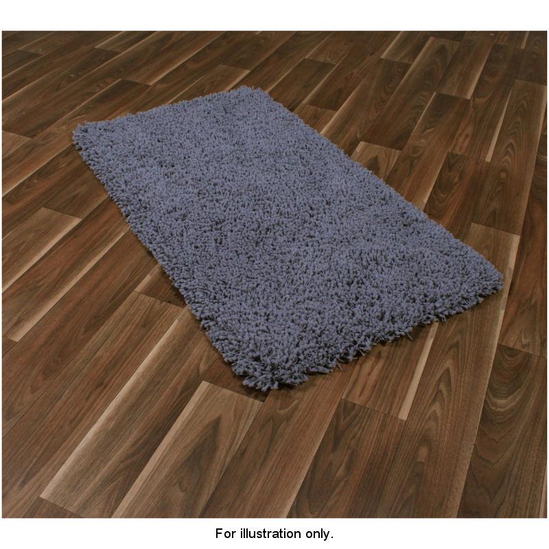 B&M: > Plush Tufted Fashion Rug 60x110cm