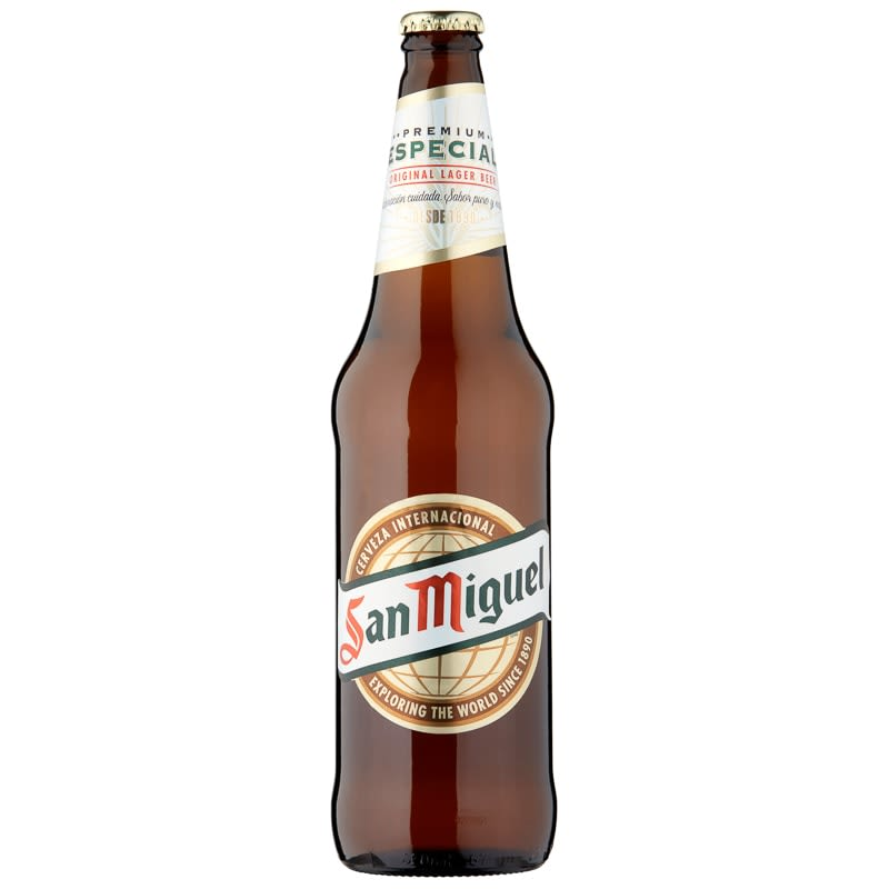 San Miguel Lager 660ml