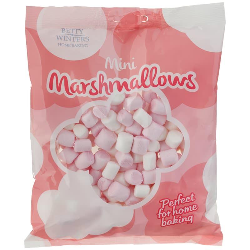 Betty Winters Mini Marshmallows 100g Grocery Baking B Amp M