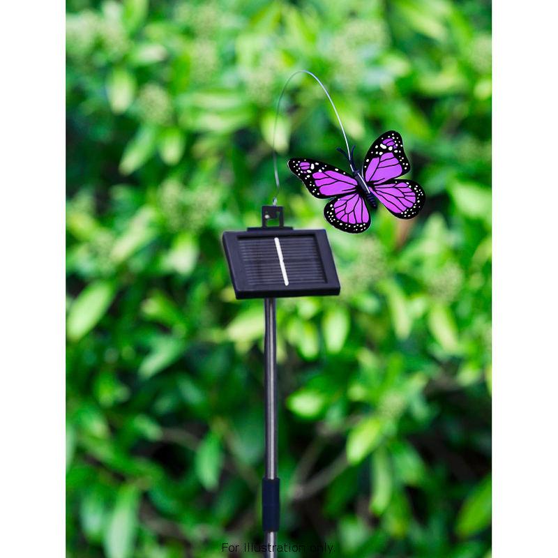 B Amp M Gt Solar Fluttering Butterfly 2652591