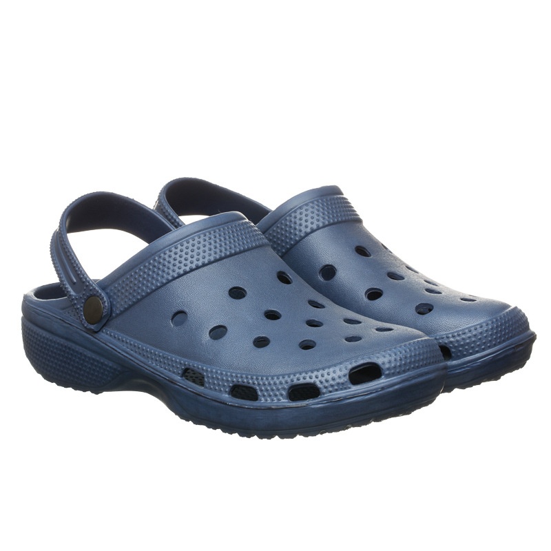 These mens clogs are a great value summer essential.