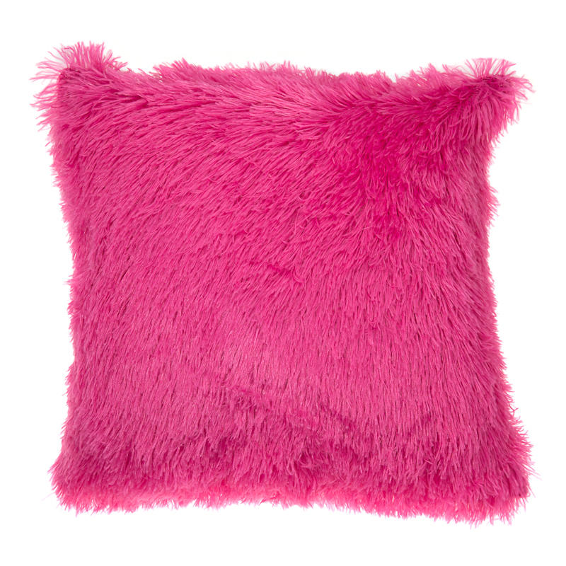 b m pippa faux fur cushion 43 x 43cm 313595 b m. Black Bedroom Furniture Sets. Home Design Ideas