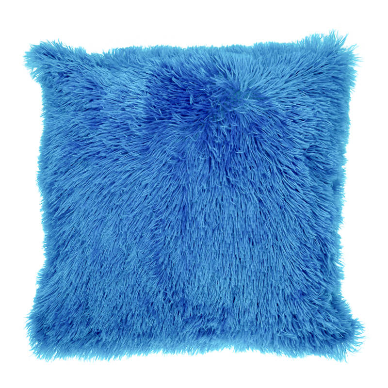 B&M Pippa Faux Fur Cushion 43 X 43cm - 313595