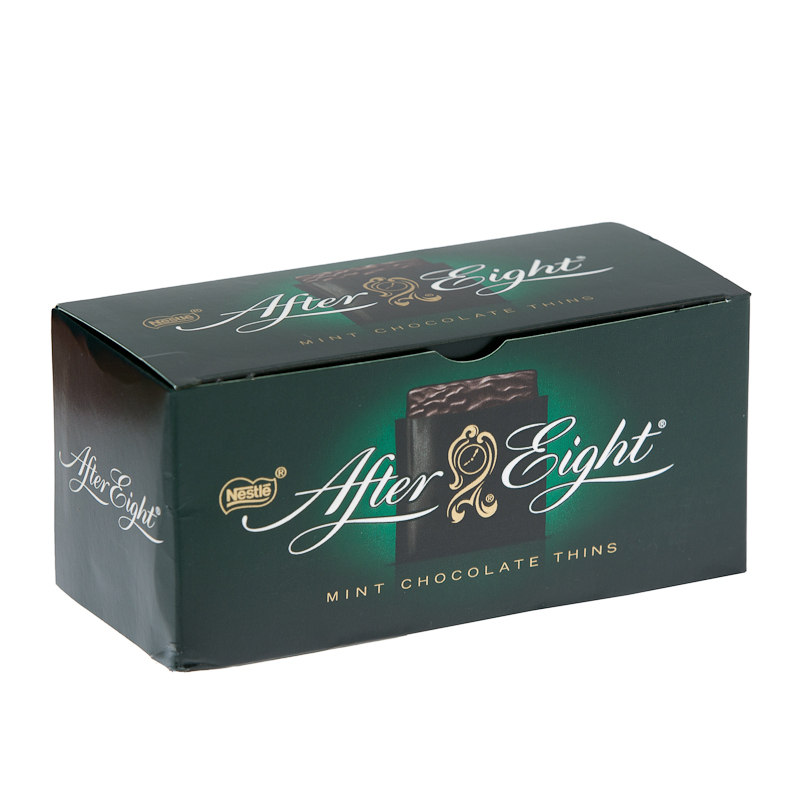 Nestle After Eight Mint Chocolate Thins 140g - 267467