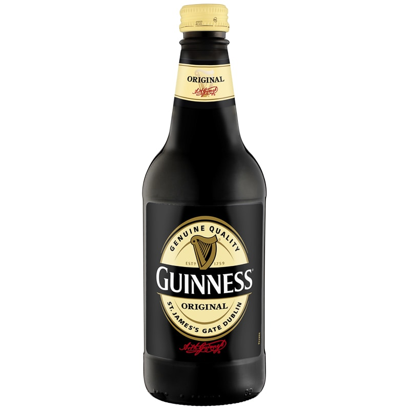 Guinness Original 500ml Beer Alcohol B Amp M Stores