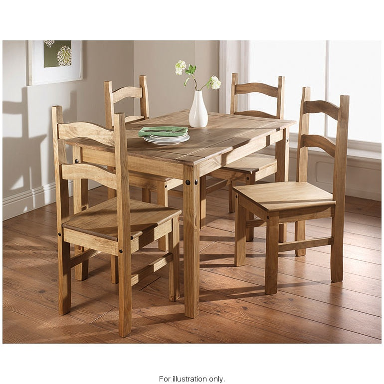 Set Chairs: Dining Furniture Sets - B&M
