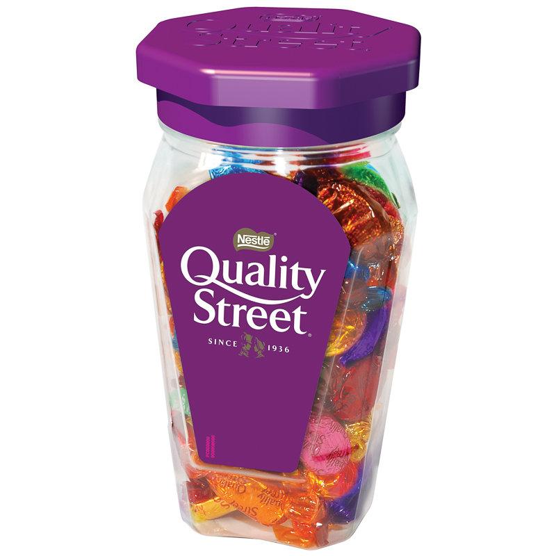 quality street  Quality Street 600g | Chocolate Boxes - B&M