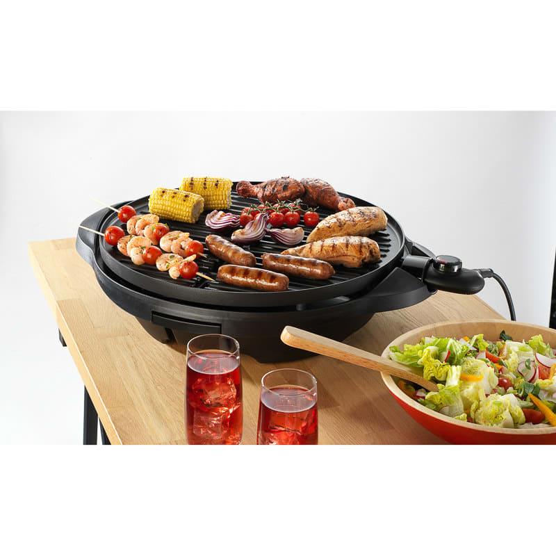 George Foreman Indoor-Outdoor BBQ Grill