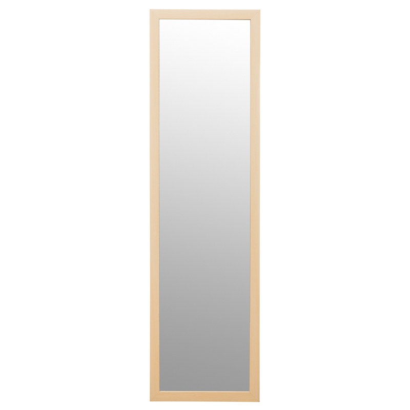 b m over door mirror 120 x 30cm 270480 b m. Black Bedroom Furniture Sets. Home Design Ideas