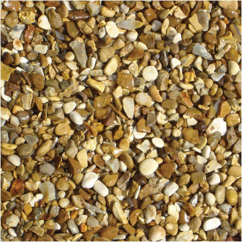 B m golden gravel 270490 b m for Decorative landscape gravel
