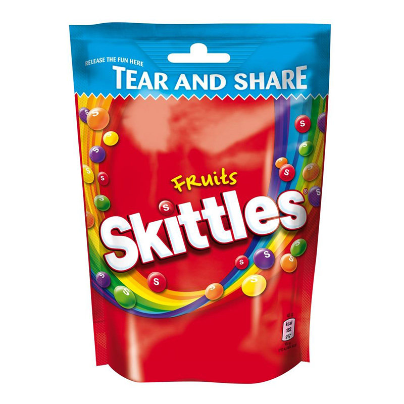 Skittles Share Bag 174g Sweets Confectionery