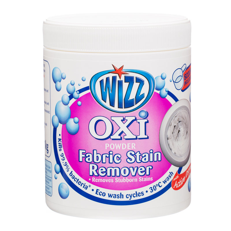 Wizz Oxi Ultra Plus Fabric Stain Remover 1kg Stain