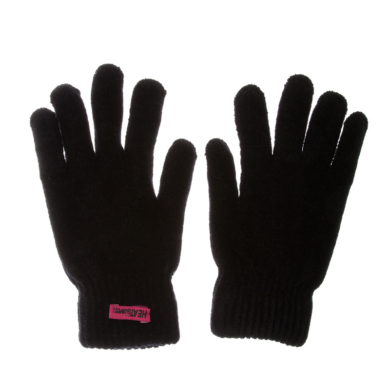 HEATsaver Ladies Thermal Insulated Gloves - Black