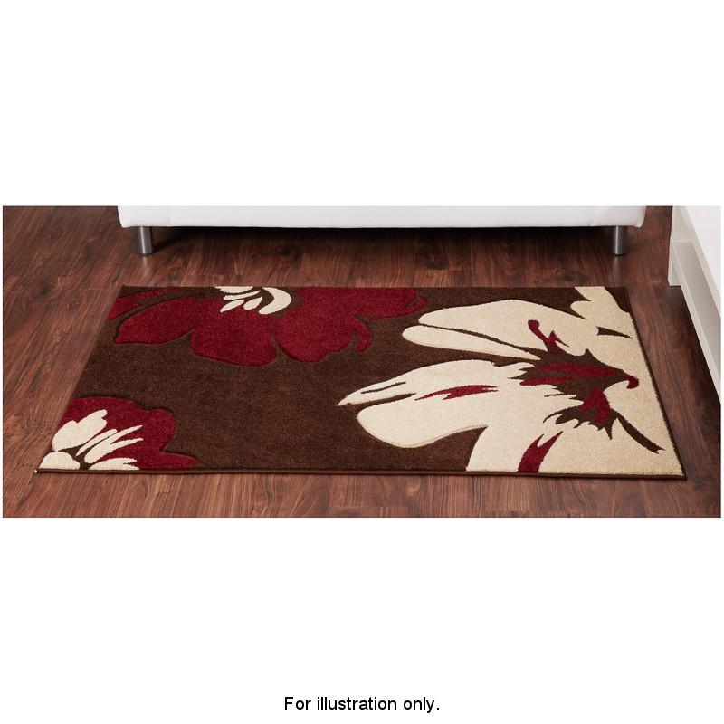 b m heatset amazon carved rug 150 x 210cm 272833. Black Bedroom Furniture Sets. Home Design Ideas