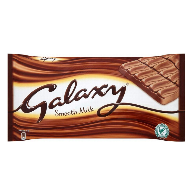 Galaxy Smooth Milk Chocolate 360g Chocolate Bar