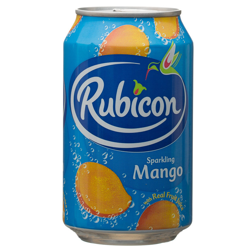 B&M Rubicon Mango 330ml