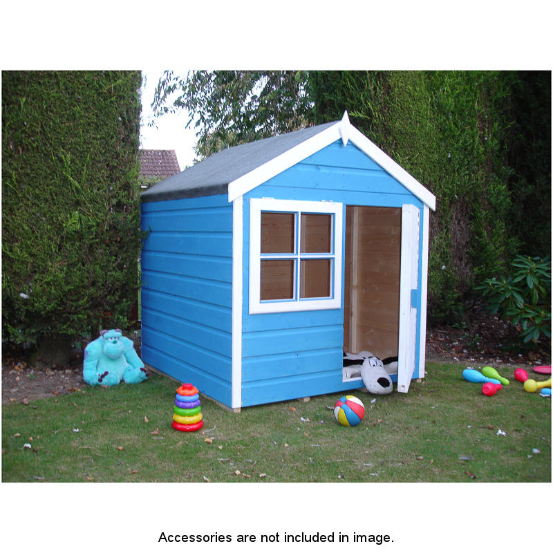 B m kids playhouse 4x4 273899 for Play house children