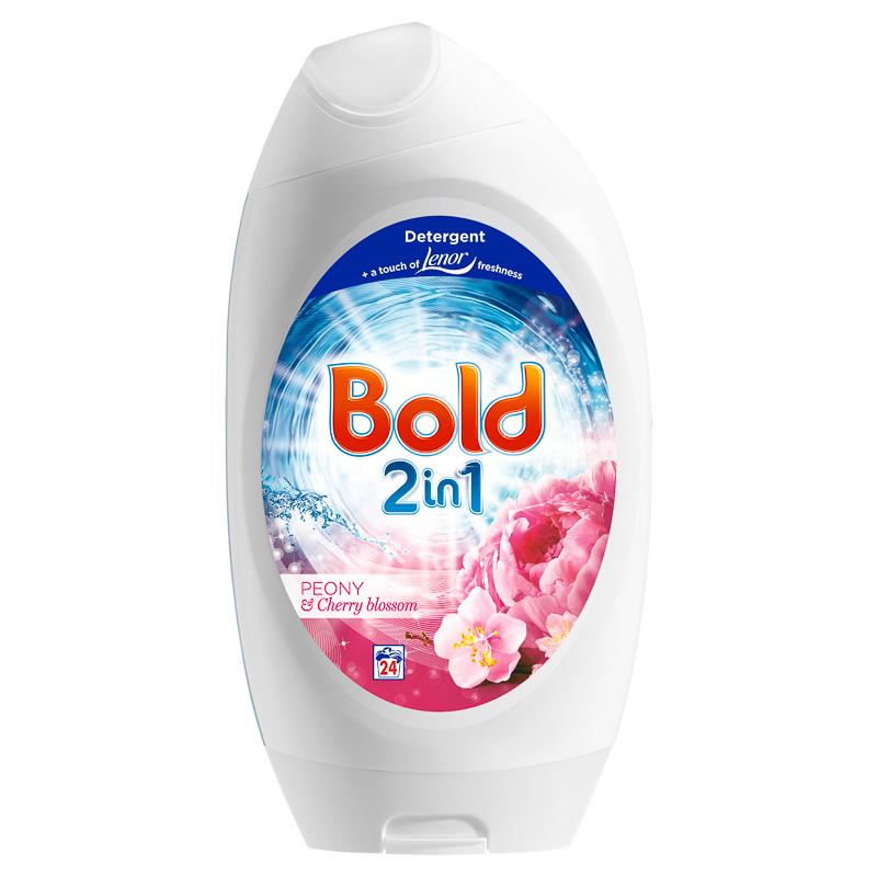 Bold 2 In 1 Gel 888ml Washing Detergent Amp Powder
