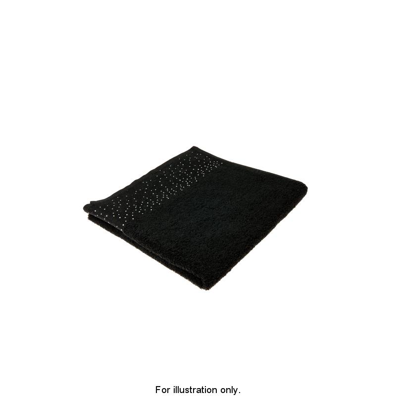 B Amp M Gt Diamante Luxury Hand Towel 274537
