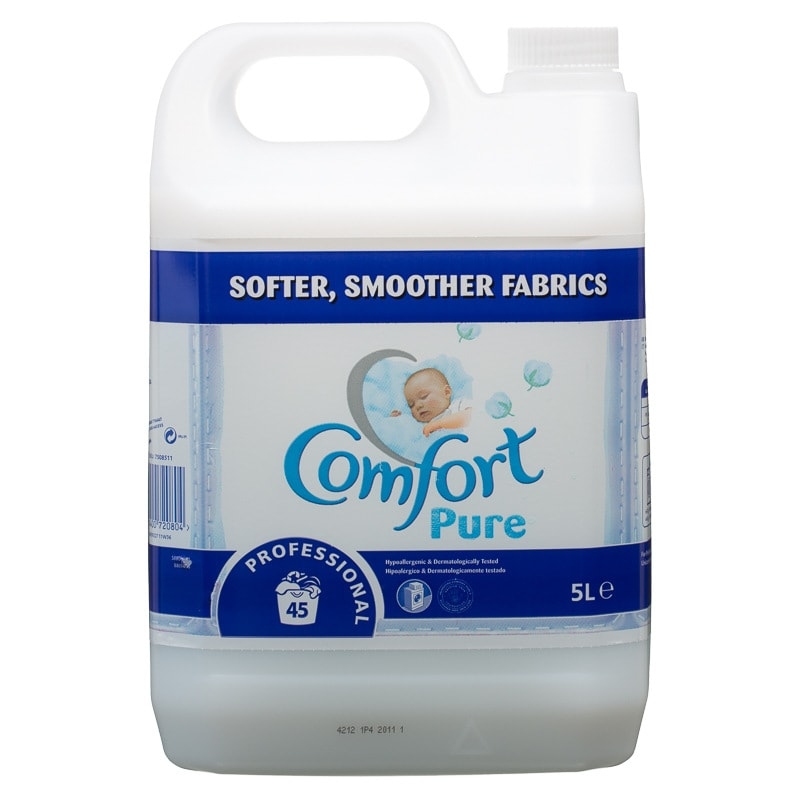 Comfort Pure Fabric Conditioner 5L
