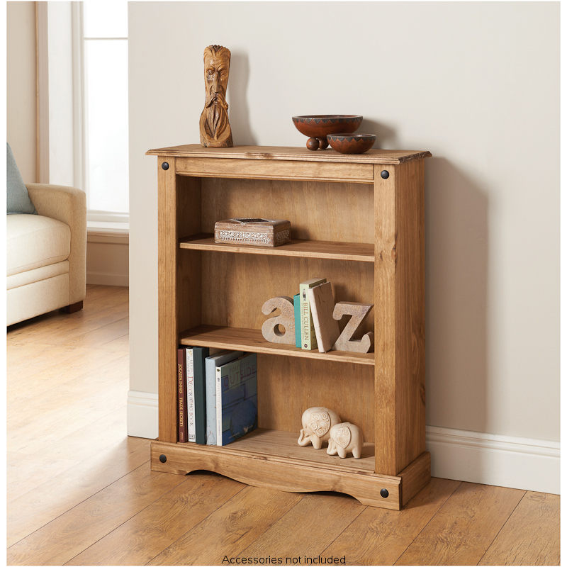 Rio bookcase 3 shelf furniture b m for B m living room furniture
