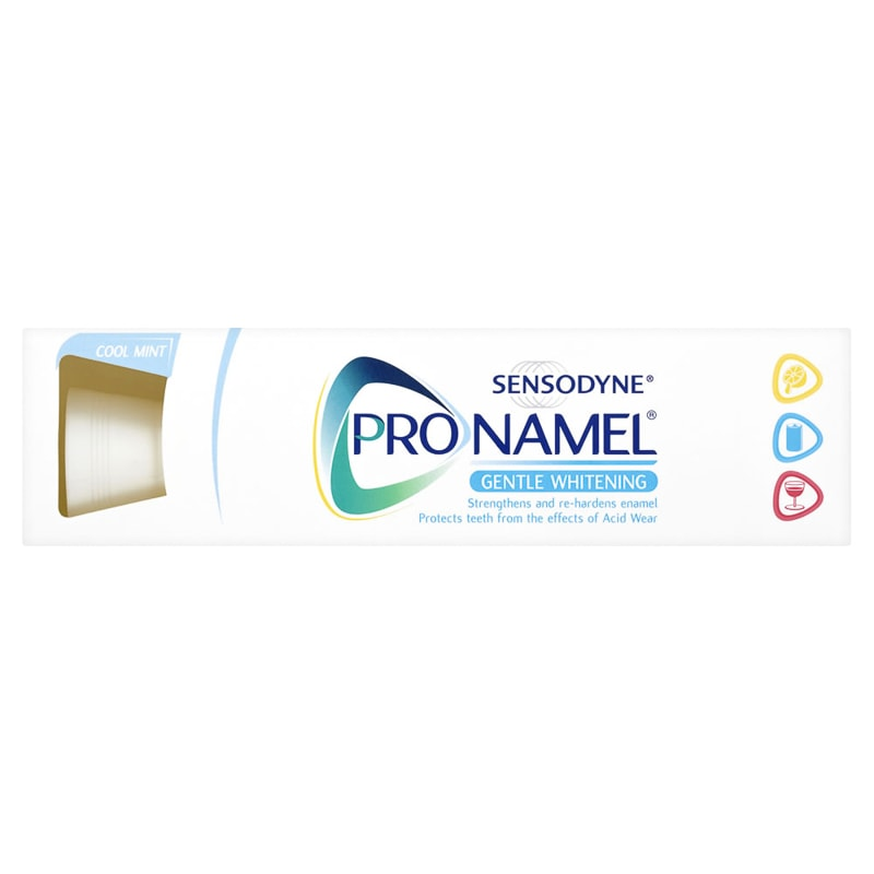 Sensodyne Pronamel Toothpaste - Gentle Whitening 75ml