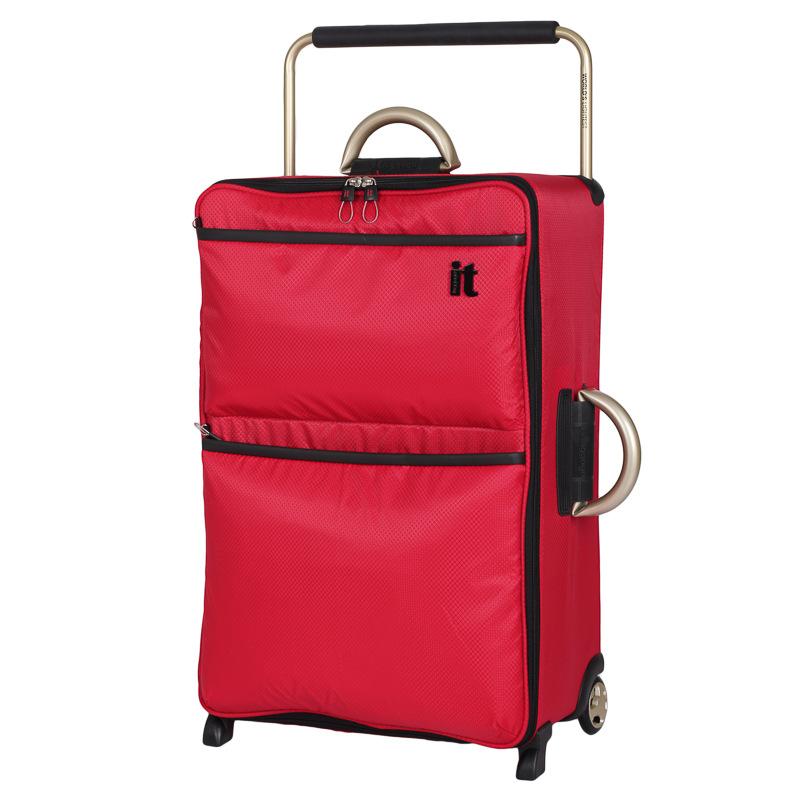 b m world 39 s lightest suitcase red 73cm luggage travel. Black Bedroom Furniture Sets. Home Design Ideas