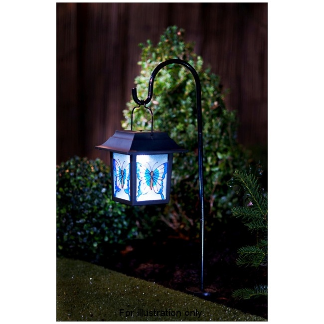 Outdoor Lantern Lights picture on stained glass hanging lantern with solar light butterfly 2760223 with Outdoor Lantern Lights, Outdoor Lighting ideas 9293b832349f4d9397878db2d399a1f5