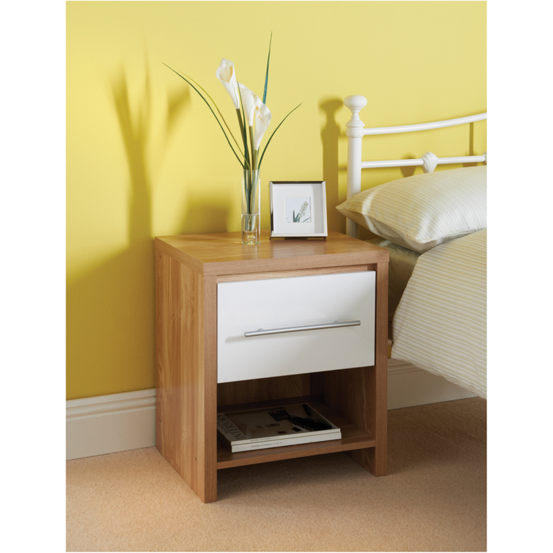 Compact bedside cabinets free s s plastic cylindrical for Cheap bedside cabinets