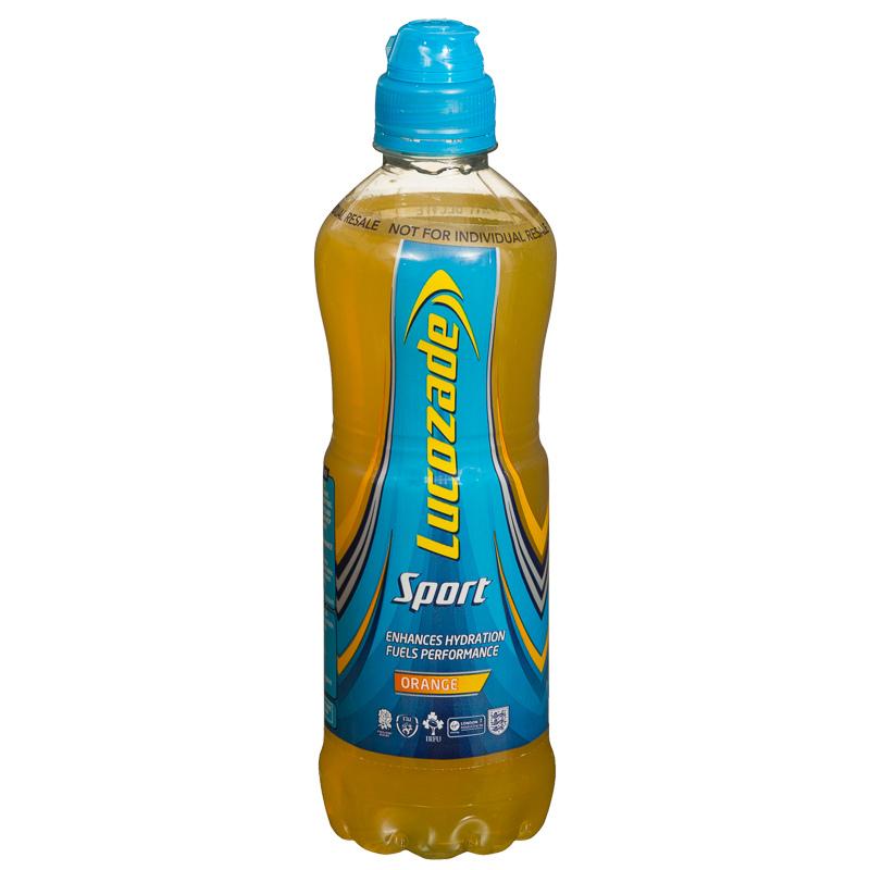 Soft Cat Food >> Lucozade Sport Orange 6 x 500ml | Soft Drink, Sport Drink