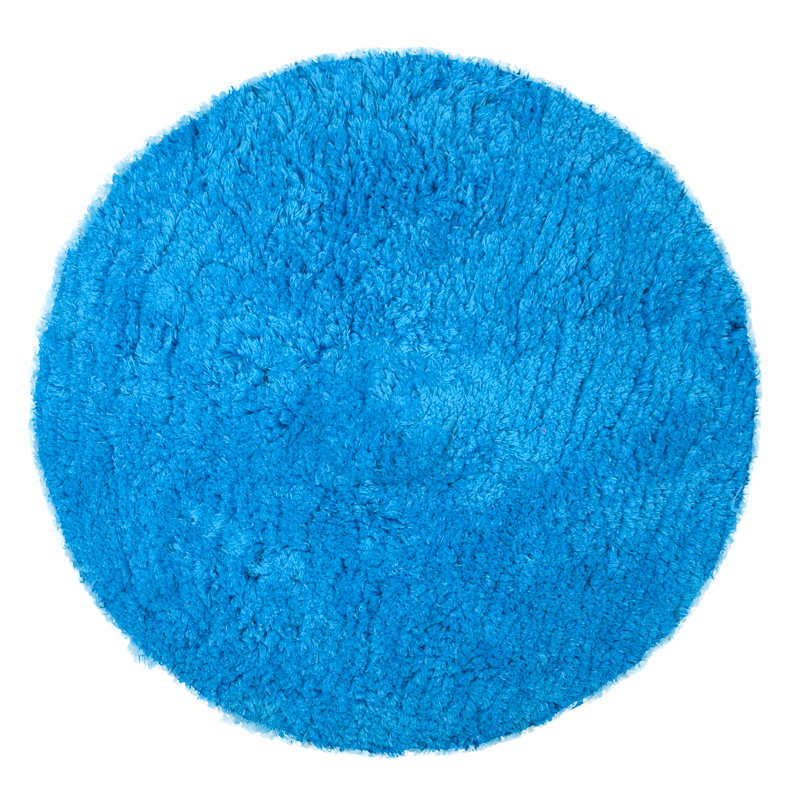 b m round fun rug 60 x 60cm blue 2766702. Black Bedroom Furniture Sets. Home Design Ideas