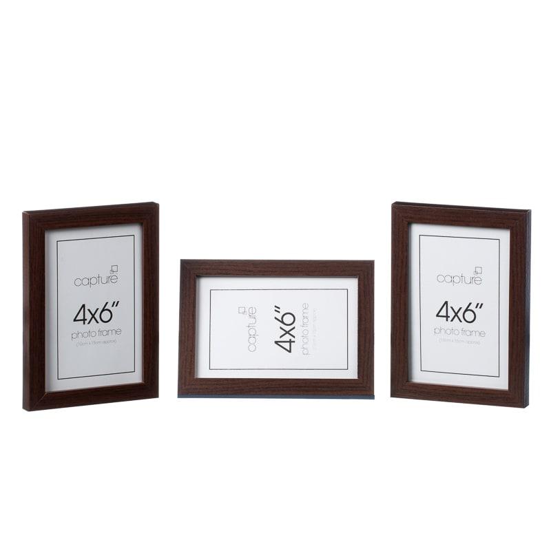 B&M Photo Frames 3pk - 278309 | B&M