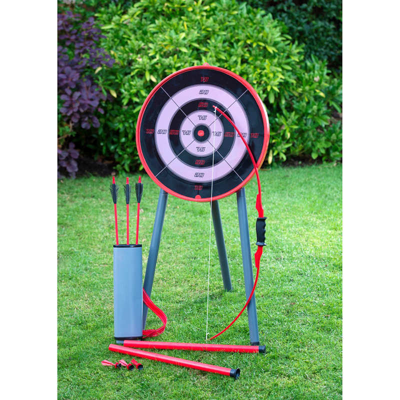 Giant Archery Set Outdoor Toys Amp Games B Amp M