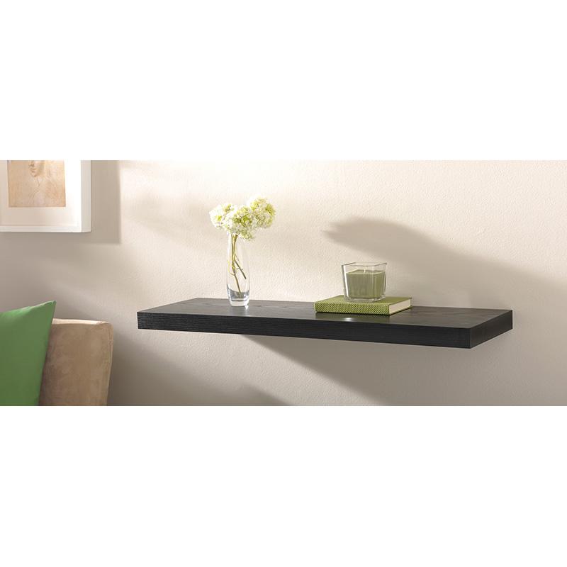 Floating Shelf floating shelves 80cm | home | shelving - b&m
