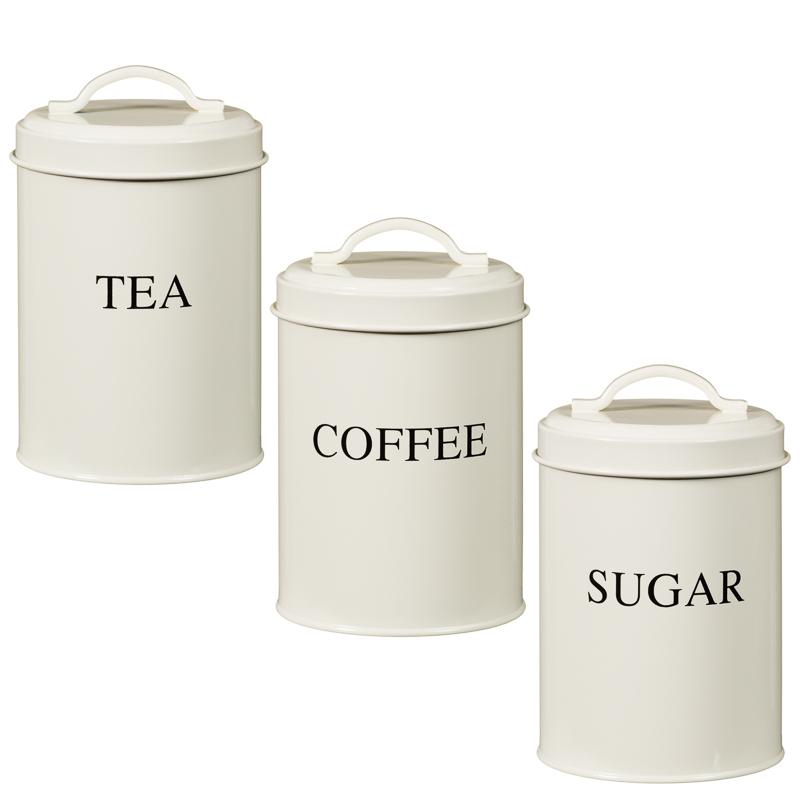 Coffee Tea Espresso Costmad 5 Piece Kitchen Storage