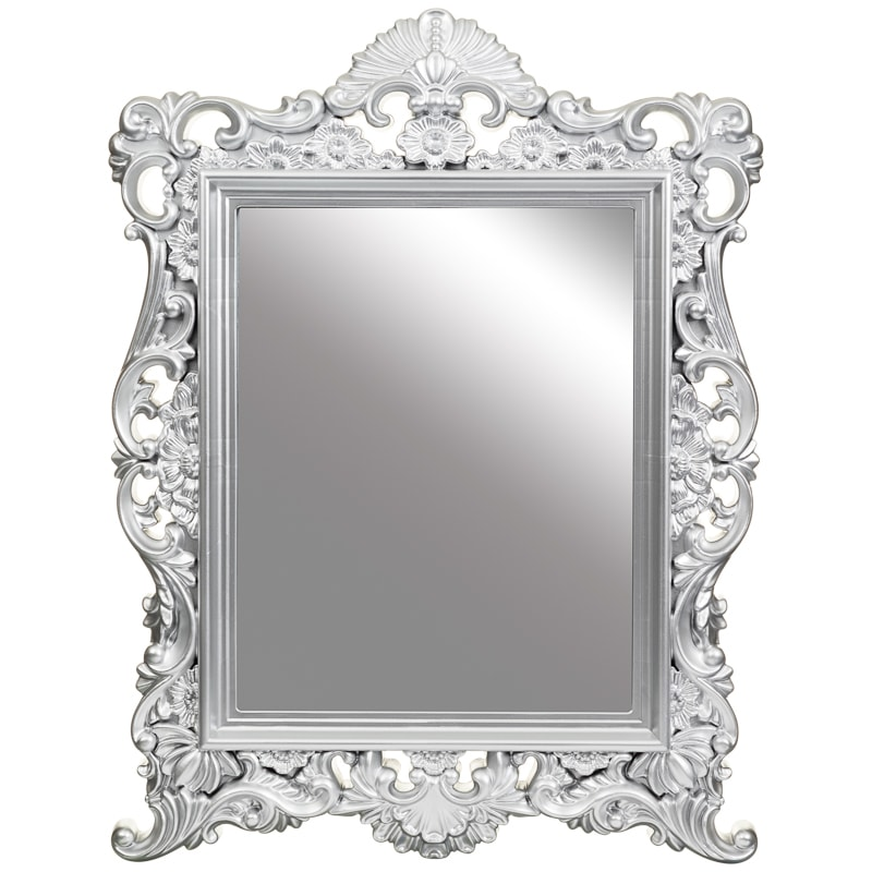 Vintage ornate mirror bedroom accessories b m stores for Ornate mirror