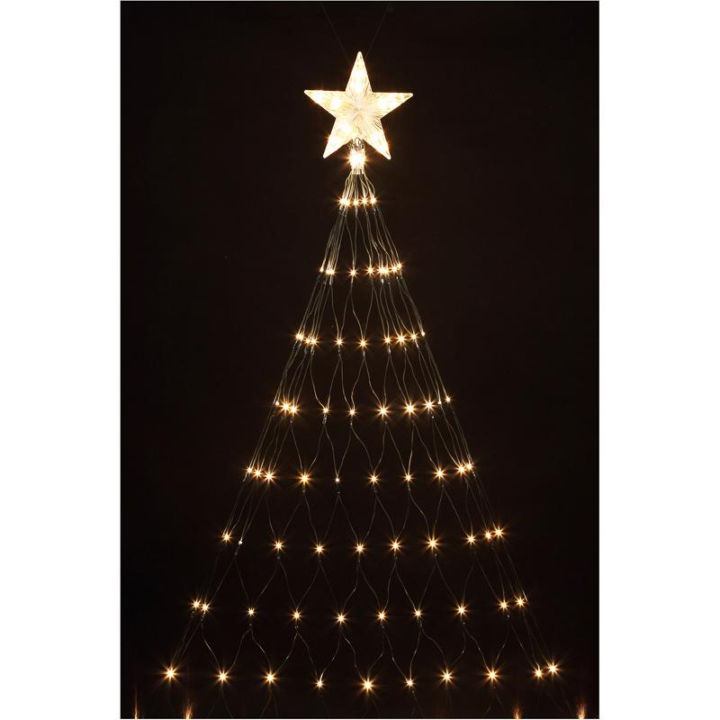 wrapped christmas tree lights led amazon ceramic christmas tree lights ...