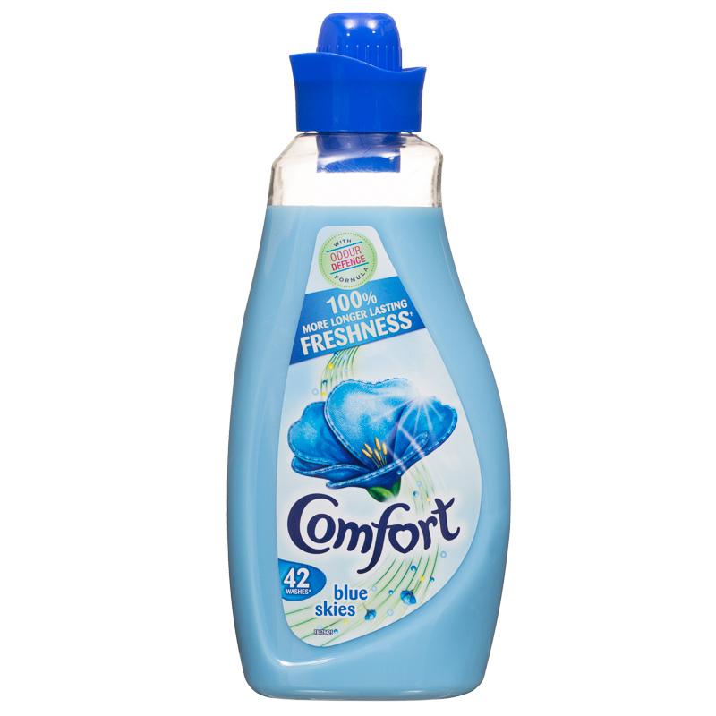 B Amp M Comfort Blue Skies Fabric Conditioner 1 5l 282378 B Amp M