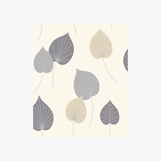 Rasch Vermont Motif Wallpaper - Neutral