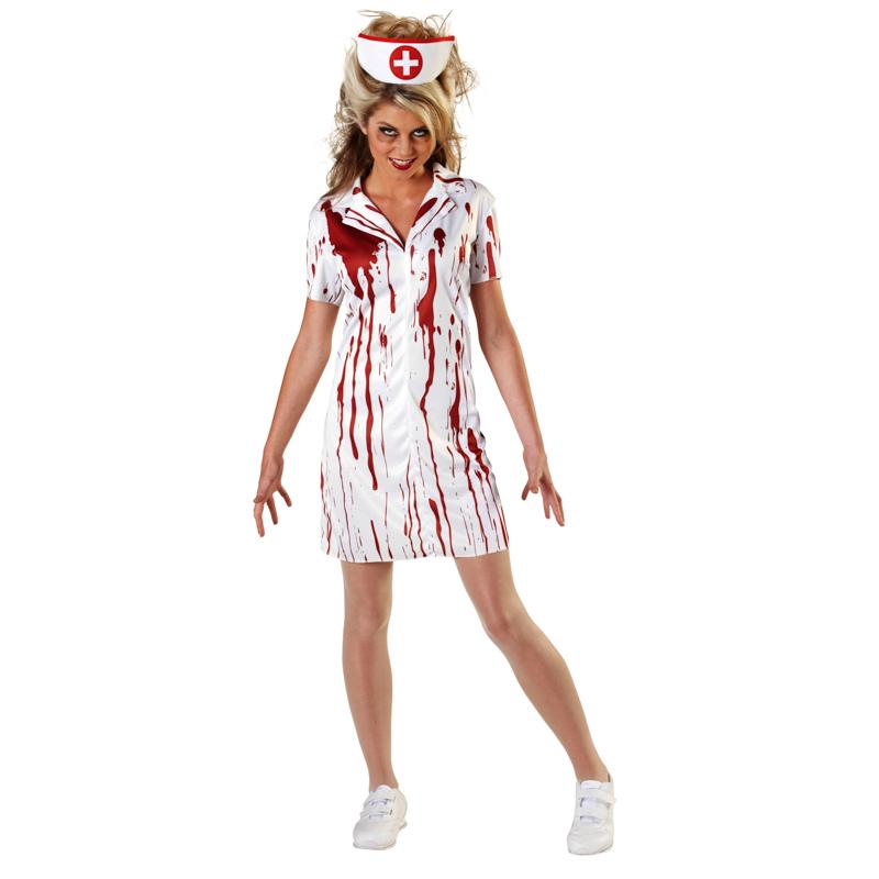 Костюм своими руками на хэллоуин для девушки